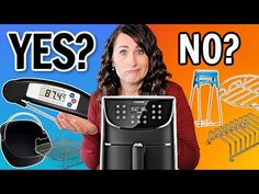 BEST Air Fryer Accessories to Use AND Avoid! - How to Use an Air Fryer - YouTube