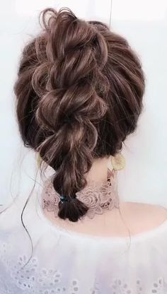 # Braids videos frisuren Hairstyle for short hair Easy Hairstyles For Long Hair, Girl Hairstyles, Natural Hairstyles, Hairstyle Short, Hairstyles For Women, Locks Hairstyle, Braided Hairstyles, Celebrity Hairstyles, Curly Hair Easy Updo