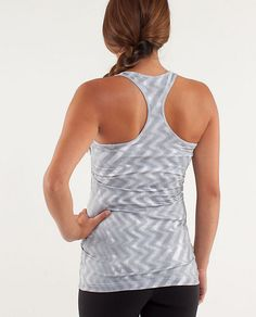 Cool Racerback LOVE this top! I just wish they'd had the crops that matched. Next race buy. Cool Stuff, Stuff To Buy, Athletic Tank Tops, Lululemon, Tank Man, Running, Fitness, Mens Tops, Life