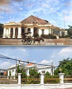 Schouwburg te Batavia, ca 1936, ,.,   Gedung Kesenian Jakarta, jl Gedung Kesenian, Jakarta, 2019