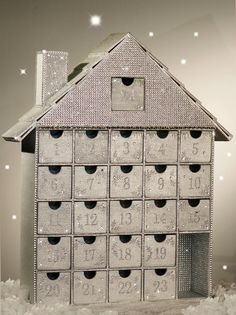 NEW Bling-A-Licious Advent Calendar by StardustKay on Etsy