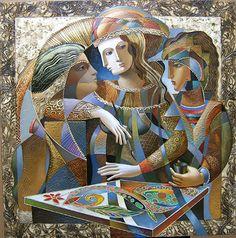 The Artistmix by Oleg Zhivetin.