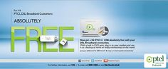 #Free #EVO 3.1Mbps device for all DSL Broadband Users  http://www.pakorbit.com/2014/02/ptcl-free-evo-3-1mbps-offer-dsl-broadband-users/