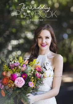 The Wedding Playbook Online Magazine Preview