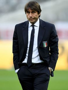 Italian prosecutor advises six month jail sentence for new Chelsea manager Antonio Conte Antonio Conte, Today In Pictures, 6 Months, Boss, Germany, Soccer, Suit Jacket, Football, Futbol