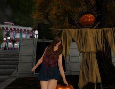 Emilys Ft. Mr. Pumpkin