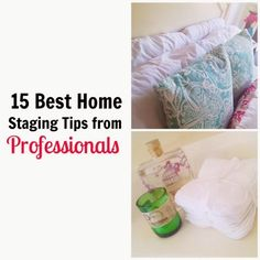 Organized Charm: 15 Best Home Staging Tips from Professionals