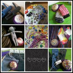 The Violet Pincushion: New Year New Pincushion Challenges- Attempting to get in a better social media routine