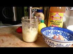 Homemade Mayonnaise Recipe www.gymfreefit.com