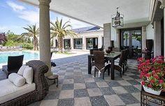 Terraza frente a la piscina. Relax, tranquilidad. Chalet en Venta en Golf, Rozas de Madrid, Las, Madrid