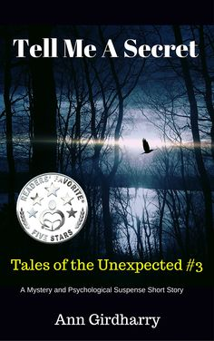 mystery, psychological suspense Readers' Favourite Five Stars
