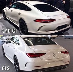 I don't really like Mercedes but I'd choose AMG all the way.