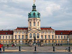 Schloss Charlottenburg, Berlin #Berlin #Germany