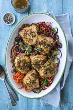 Bang Bang Numbing Chicken Salad