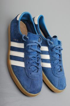 Adidas Koln Trainers AKA my snickers for about 5 years.