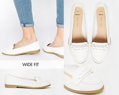 "New Look Wide-Fit ""Jainy"" Flats 