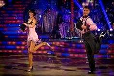 """Week 7 Abbey & Aljaz dance Charleston to Liza Minnelli's """"Cabaret. Strictly Dancers, Strictly Come Dancing, Abbey Clancy, That Look, Take That, Liza Minnelli, Cabaret, Charleston, Culture"""