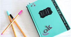 Bullet Journal Organize Book Planer