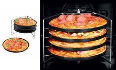 """Últimas Unidades LIDL: comprar Set de moldes para hornear pizza """"ERNESTO"""""""