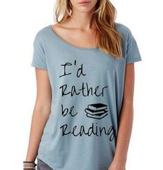 Clothing and accessories all book lovers need! via thesavvyreader.com