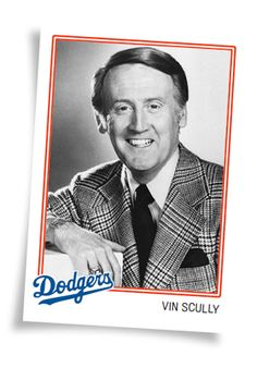 Vin Scully recounts his greatest calls. With audio! #dodgers #vinscully #baseball #radio