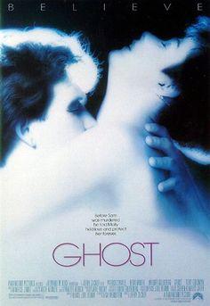 Ghost... - Patrick Swayze, Demi Moore, Whoopi Goldberg - (released 07/13/1990)