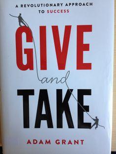 """Un de mes coups de coeur de l'année : l'auteur montre sous quelles conditions la générosité nous aide à réussir. Pas de prêchi-prêcha sentimentaliste, mais des études qui prouvent que donner des coups de pouce à son entourage ou à des inconnus aide à se sentir bien, à réussir et à donner envie aux autres de pratiquer aussi la générosité ! (oubliez le """"trop bon, trop c..."""")."""