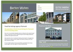 Barton Wykes Property Website Design & Development