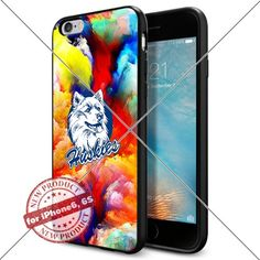 WADE CASE UConn Huskies Logo NCAA Cool Apple iPhone6 6S Case #1634 Black Smartphone Case Cover Collector TPU Rubber [Colorful] WADE CASE http://www.amazon.com/dp/B017J7FC6I/ref=cm_sw_r_pi_dp_ZHmtwb0C251GK