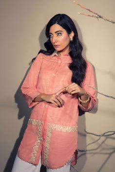 3b38574f5da EV-09-16-04 (Coral). Coral BlushPakistani Bridal WearPakistan FashionFashion  2017Indian ...