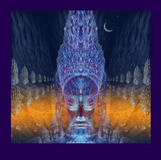 Buddha Multiverse by scottfacon on DeviantArt