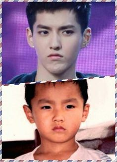 Kris then and now