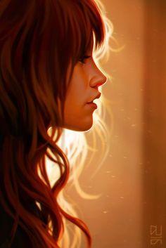 Aster Devereux- Aster Devereux My OC in Fierce Digital Art Girl, Digital Portrait, Portrait Art, Foto Fantasy, Fantasy Art, Girl Wallpaper, Drawing Wallpaper, Anime Art Girl, Cartoon Art