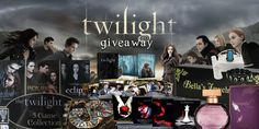 Welcome the best TWILIGHT Giveaway EVER! Here's what's up for grabs: Twilight Perfume Twilight Audiobook Collection Twilight 3 Board Game Collection Complete Twilight DVD Collection Twilight Collector's Barbie Bella's Twilight Replica Jewelry Set Entering to win is EASY. Simply enter your name and email below! Share the giveaway for a chance to earn additional entries. By entering this giveaway, you agree to be subscribed to the sponsoring authors newsletters listed in italics below. You…
