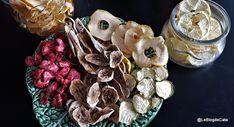 Blogul lui Cătă: Fructe uscate prin deshidratate : mere, capsuni, l... Fruits Déshydratés, Valeur Nutritive, Cata, Lchf, Garlic, Picnic, Stuffed Mushrooms, Dairy, Low Carb