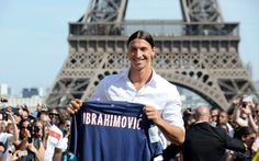 With Angel di Maria believed to be very close to a move from Manchester United to Paris Saint-Germain, Sportsmail looks at the most expensive players of all time based on their cumulative fees. Fifa Football, Football Players, Paris Saint Germain, Tour Eiffel, Psg, Manchester United, All About Time, Milan, Nostalgia