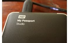 western digital my passport 1TB hard drive