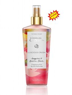LUCIOUS CRUSH  una estimulante mezcla de mandarina y flor de la pasión. Tamaño 250 ml Valor $25.000 Pedidos Whatsapp (57) 3163351875 Pin 22D85155 store-t@hotmail.com