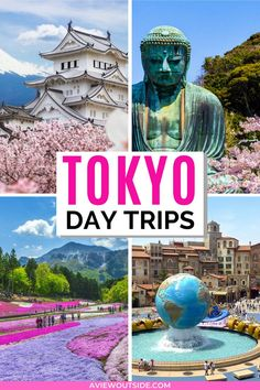 An Epic List Of Tokyo Day Trips - Welcome to our website, We hope you are satisfied with the content we offer. If there is a problem - Tokyo Japan Travel, Japan Travel Guide, Asia Travel, Travel Guides, Day Trips From Tokyo, Tokyo Trip, Japan Trip, Virtual Travel, One Day Trip