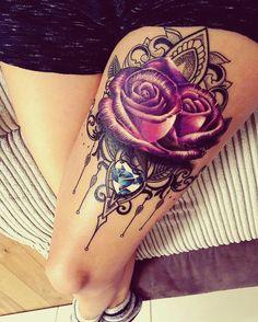 buddhist top Geometric Flower Tattoos For Men lotus flower tattoo designs thumb tattoos buddhist mandala ideas design trends girl sleeve mandala Geometric - Tattoo Ideas , click now. Girly Tattoos, Pretty Tattoos, Beautiful Tattoos, Flower Tattoos, Body Art Tattoos, Sleeve Tattoos, Cool Tattoos, Thumb Tattoos, Blue Rose Tattoos