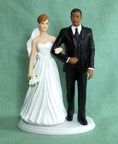 3d interracial wedding