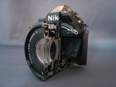 Nikon EM Cutaway