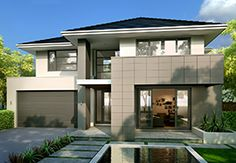 Home Designs - Range of New Modern Home Designs