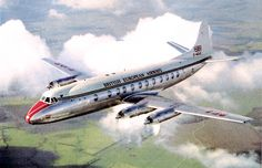Photo of BEA - British European Airways Corporation Viscount G-AOJC