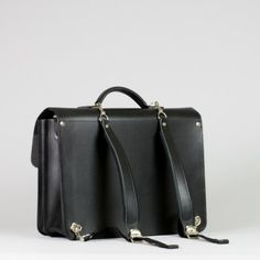 Simon&Me leather backpack
