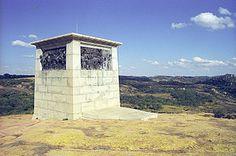 Shangani Patrol Memorial - Matopos, Zimbabwe - Sir Herbert Baker