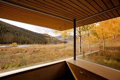 Cement Creek Residence, US, by: Harry Teague Architects