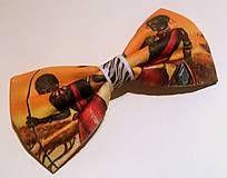 Afrika motýlik / Africa bowtie