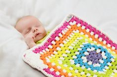 Crochet Rainbow in the clouds security / by DollBabyAccessories, $40.00
