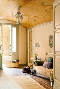 dustjacket attic: Interiors | Entryway Inspiration